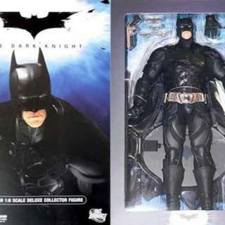 DC Direct 1:6 Scale The Dark Knight Batman Deluxe Collector Figure