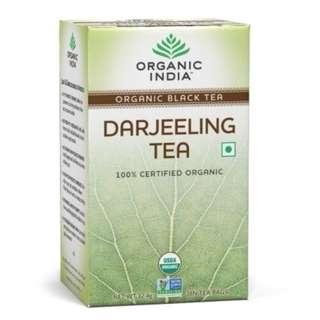 有機大吉嶺紅茶 Darjeeling Tea 18 Tea Bags - Organic India