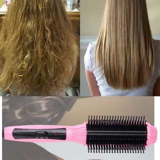 Hair Straightener comb