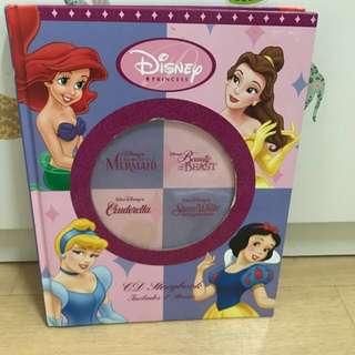 Disney Princess (4 stories)