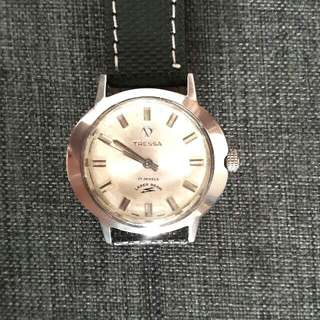 Vintages Tressa Wrist Watch Winding