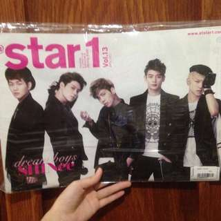 Star1 SHINee 畫報