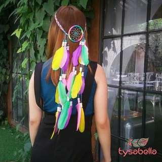 Dreamcatcher Hairpiece