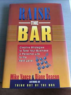 Where is the bar by the authors of think out of the box