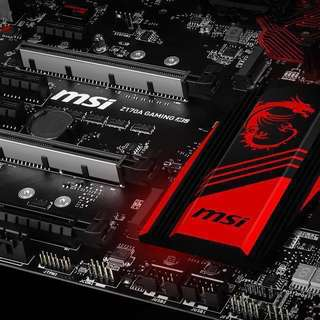 MSI Z170 Gaming M5 (7 GPU Motherboard)