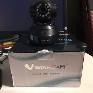 Wireless IP Camera CCTV for IOS and Android STARCAM