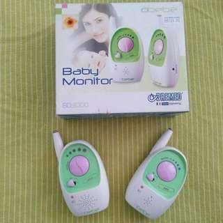 Obebe Baby Monitor