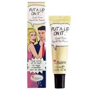The balm eyelid primer