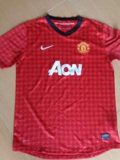 Manchester United Jersey ORI 100%