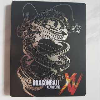 Dragonball Xenoverse Steelcase Box Only