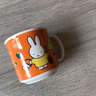 Miffy cup 杯