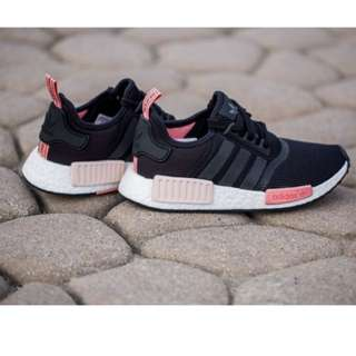 98ad0112d Adidas nmd r1 black pink