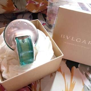 Bvlgari paraiba (authentic )