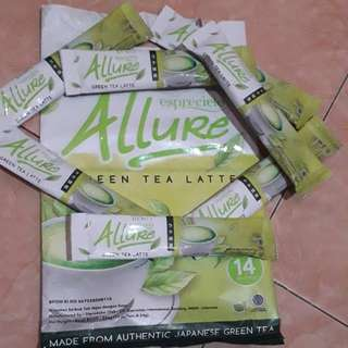 Esprecielo Allure Green Tea Latte