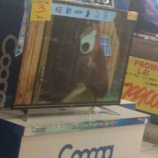 Kredit TV Merk Coocaa