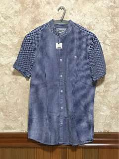 Gingham Check Polo - M