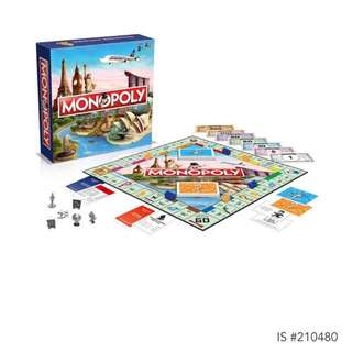 Monopoly Singapore Airlines Limited Edition #huat50sale