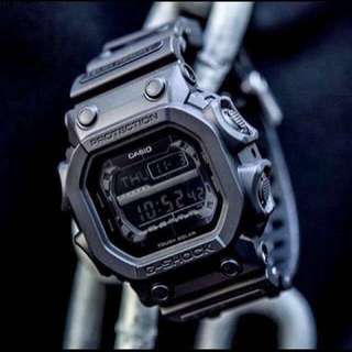 Guaranteed Cheapest 100% Authentic New Casio G-Shock Full Stealth Black King GX-56BB-1DR available stocks