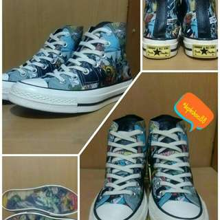 Converse All Star Classic 70's BATMAN SERIES