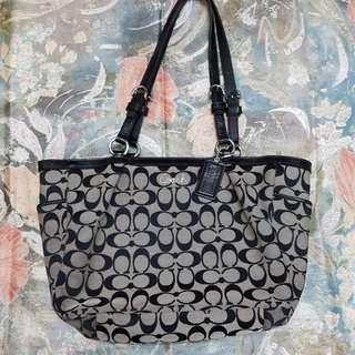 Coach bag 99%new