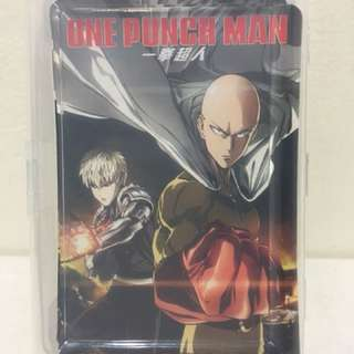 One-Punch Man Playing Cards Saitama Genos Terrible Tornado Blizzard from Hell