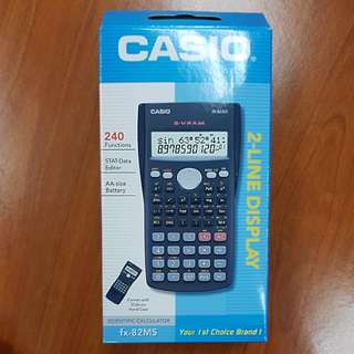 Casio Examination Calculator - fx-82MS