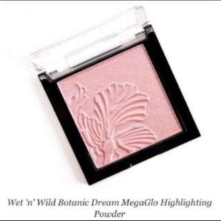 Wet N Wild Megaglo Highlighting Powder - Botanic Dream