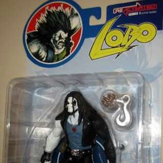 DC Direct Reactivated Lobo