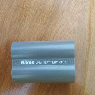 Nikon Li ion EN-EL3e Battery