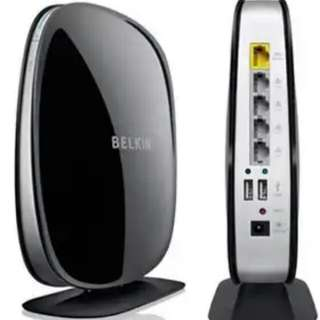 Belkin Wireless Dual-Band N+Router Play N750 DB