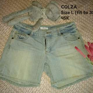 Hotpants jeans import