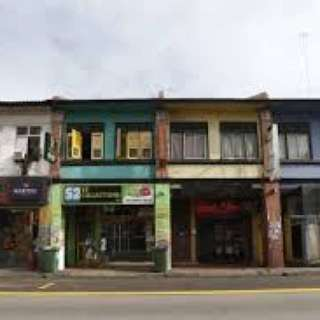 Rare shop house/ conservation house for rent