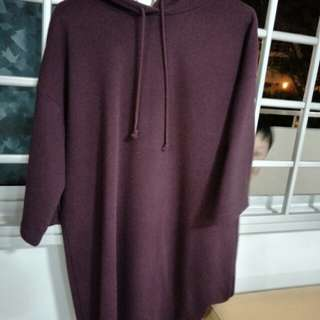 H&M Maroo hooded blouse. Eur XS size. PO