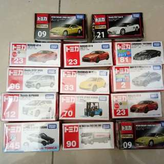 Tomica for sale