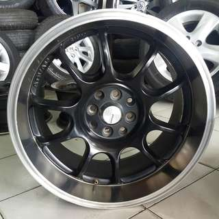 velg racing advan rzdf