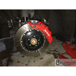Brake Caliper Re-Spraying Services/ Accident Repair/ 3rd Party Insurance Claim