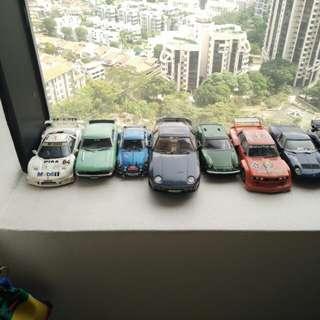 Handmade cars