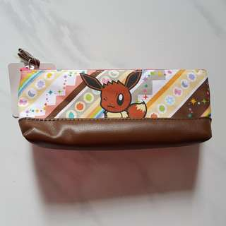 Pokemon Eevee Pencil Case