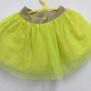 Gap tutu skirt