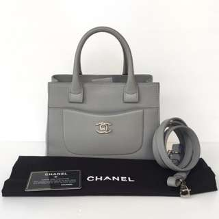 Authentic Chanel Neo Tote