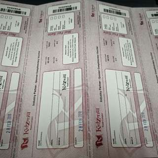 Kidzania day pass