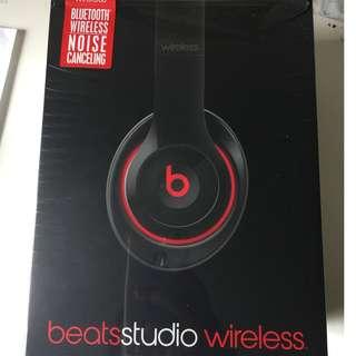 Beats Studio Wireless Headphones [Black]