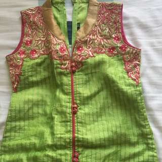 Indian dress set for 6 to 7 year old