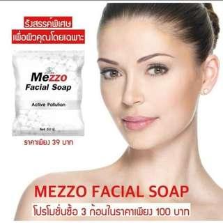 Mezzo Make up remover soap
