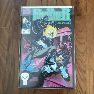 Marvel Punisher War Journal #29 & #30