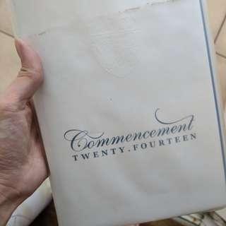 NUS Commencement 2014 Booklet
