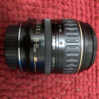 Canon EF 28-80 f/ 3.5-5.6 USM