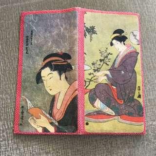 日本風錢包