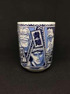 One Piece Mug Marine Ford Garp Akainu Kizaru Admiral Vintage Mug