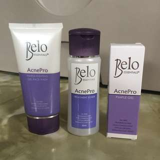Belo AcnePro Bundle (with FREE Cosrx Samples)